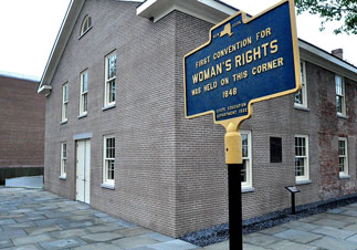 Women's Rights National Historic Park